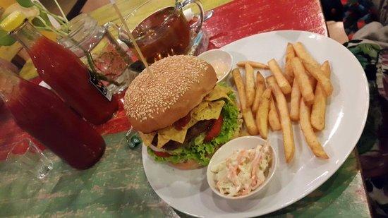 Wacko Burger Jimbaran