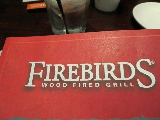 Firebirds Wood Fired Grill : Firebirds