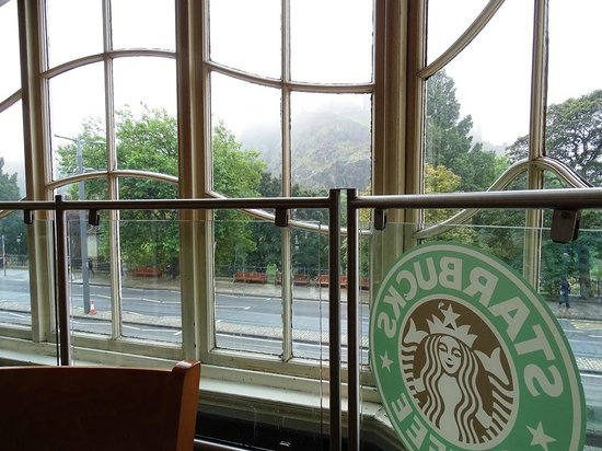 Starbucks: Bela vista