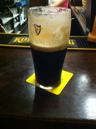 The Raven: Guinness..