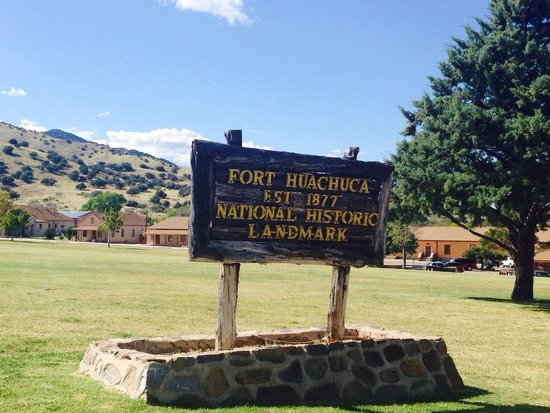 Fort Huachuca Museum: Nice base to visit, with interesting history!
