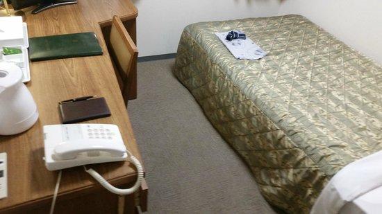 Hotel Asia Center of Japan: Clean, quiet, efficient