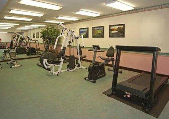Comfort Inn Conyers: Fitness Center