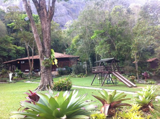 Hotel Pedra Bonita: Bom para relaxar