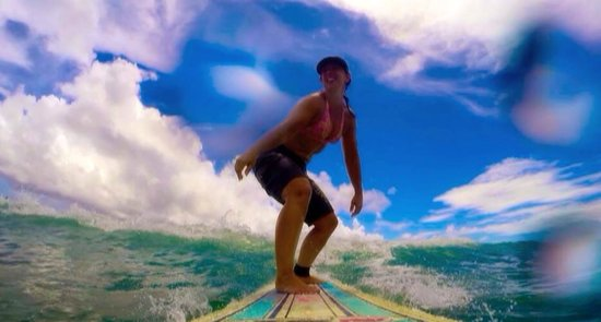 Bodie's School of Surf: Surfing with Bodie in Barbados