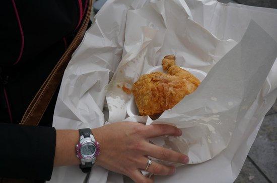 Fort Cafe: chicken