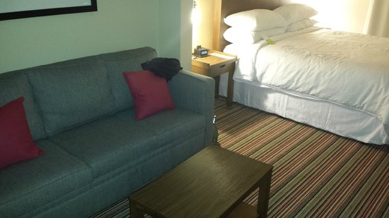 Four Points by Sheraton Nashville Airport: nice furniture, very comfortable