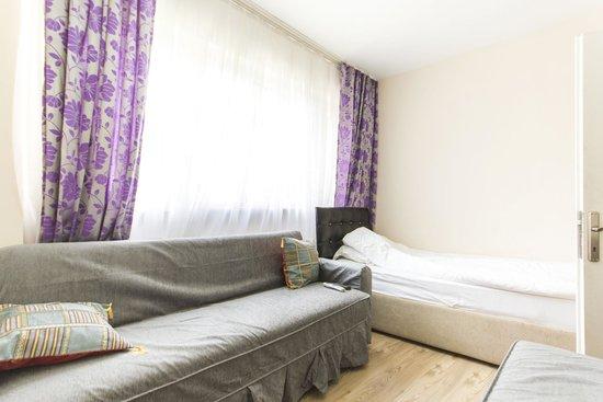 Istanblue Hotel : suite