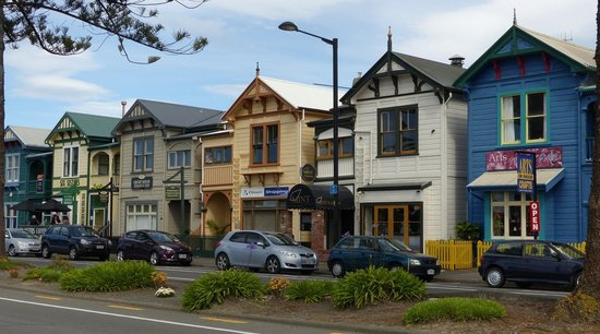 Six Sisters buildings in Hawkes Bay