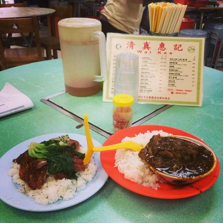 Wai Kee Duck Rice, Hong Kong - Wan Chai / Causeway Bay - Restaurant
