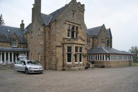 Morangie House Hotel Menu