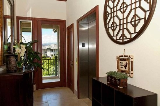 Kolea at Waikoloa Beach Resort: pRIVATE ELEVATOR TO YOUR pENTHOUSE
