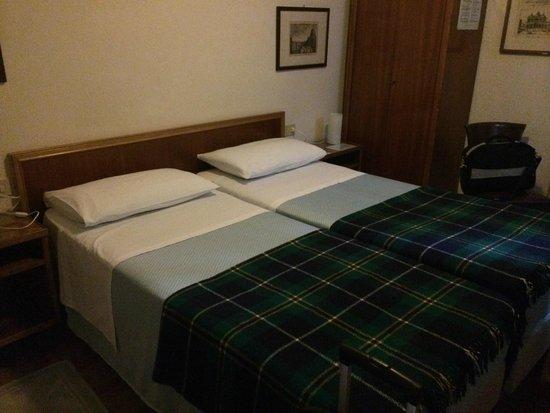 Albergo al Gobbo: Comfy beds