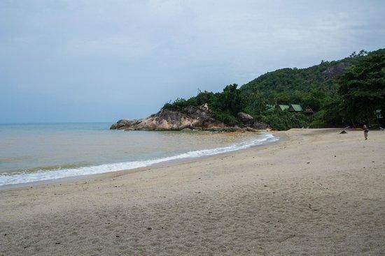 Hat Sadet Beach: The beach