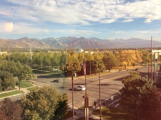 DoubleTree Suites by Hilton Hotel Salt Lake City: 5th floor view