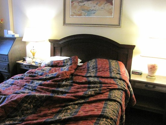 Commons Inn: Bed