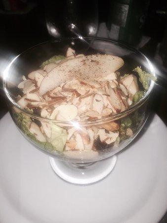 Guari Guari: Delicious Salad!!!