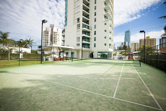 Mantra Wings: Tennis Court