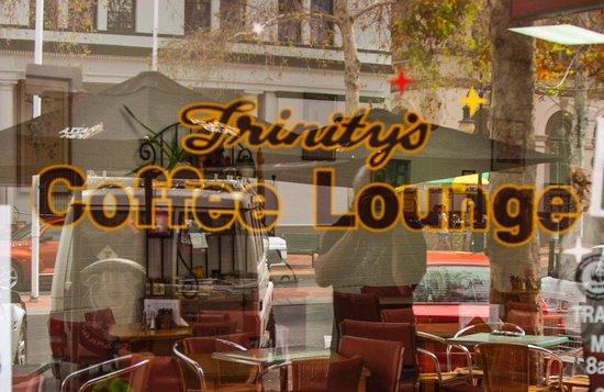 Trinity's Coffee Lounge