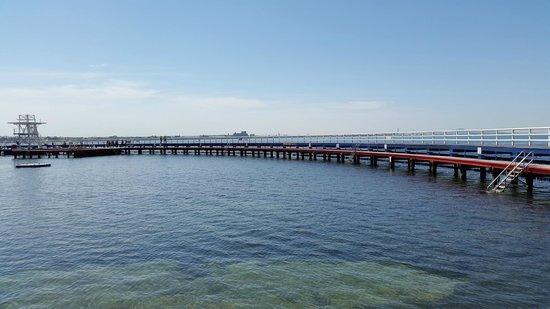 Eastern Beach: Pantai