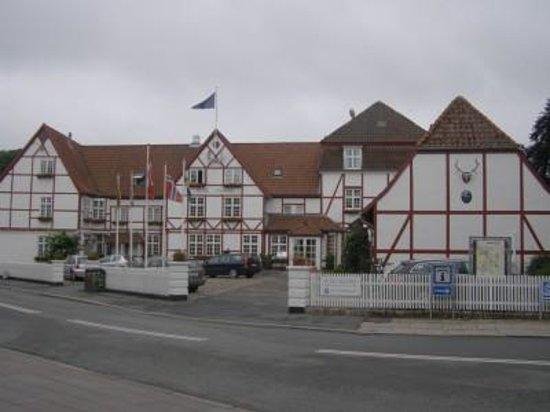Naestved, Danmark: Hotel Kirstine i Næstved.
