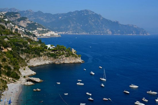 Smile Travel Car Sorrento: Amalfi coast