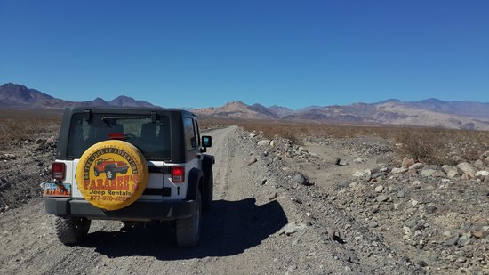Heading for Warm Springs, Valley - Picture of Farabee's Jeep ...
