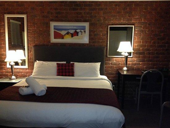 Bedroom Picture Of Admiral Motor Inn Rosebud Tripadvisor