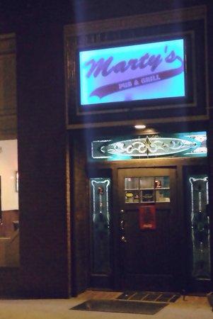 Martys Pub Grill