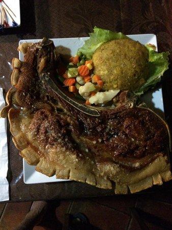 Riverside Castle Restaurant: Great restaurant