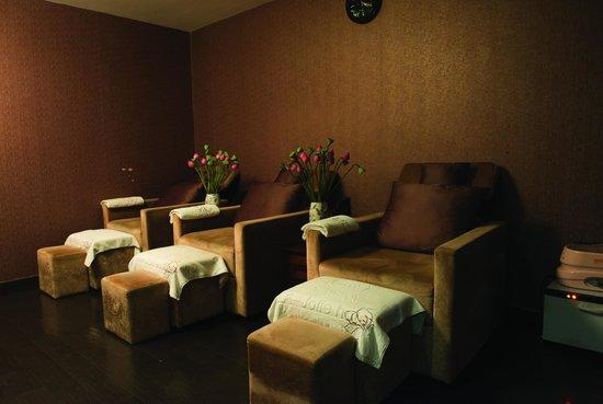 Silverland Jolie Hotel & Spa : KL Spa