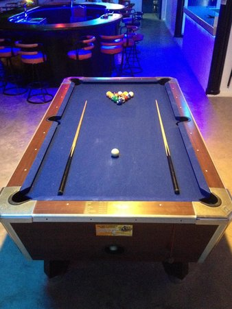 The Blue Room Sports Bar