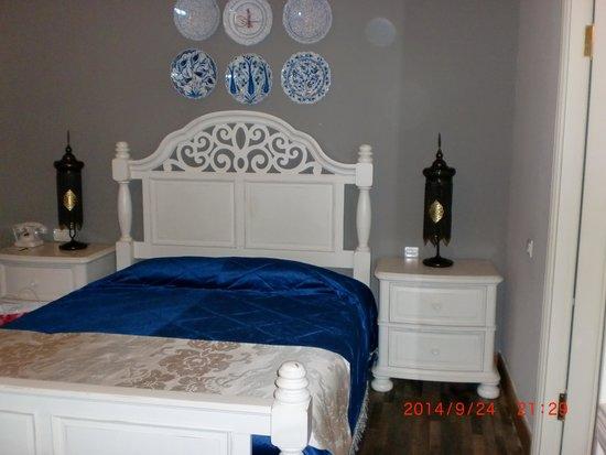 Sokullu Pasa Hotel: 部屋1 ベッド