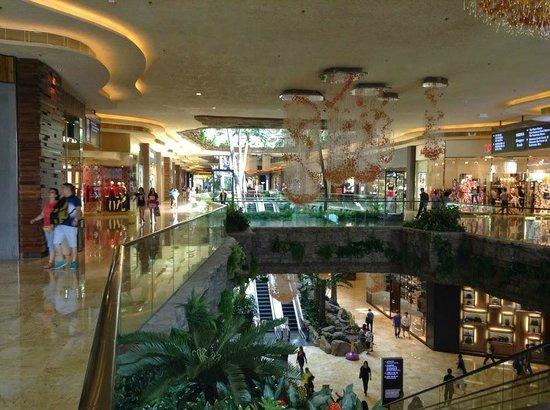 Sands Cotai Central: 建物内2