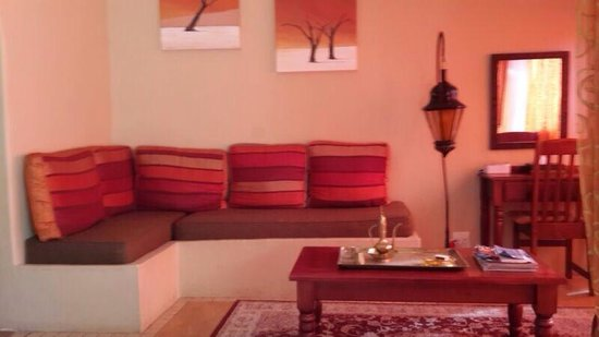 La Roca Guest House: Sitting room