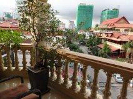 Anise Hotel : Balcony view room 303