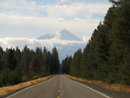 piemont: Mt Shasta da sud