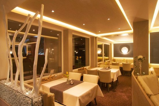 Hotel Lipprandt: Restaurant