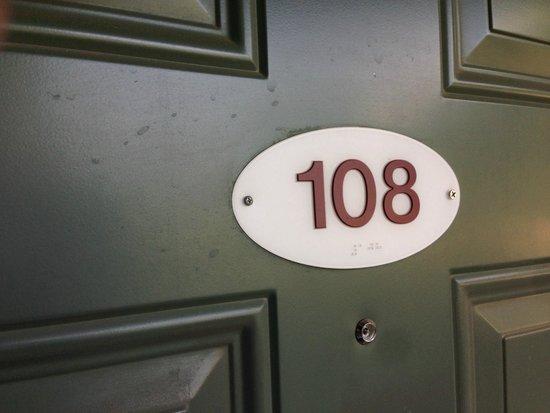 Days Inn Clinton: Room 108