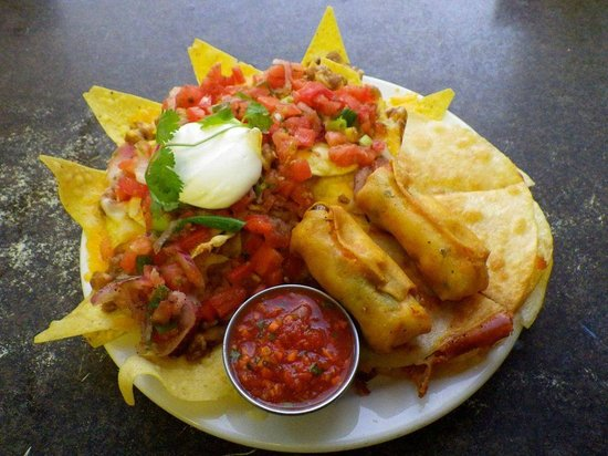 Gina's Mexican Cafe: Combination Appy