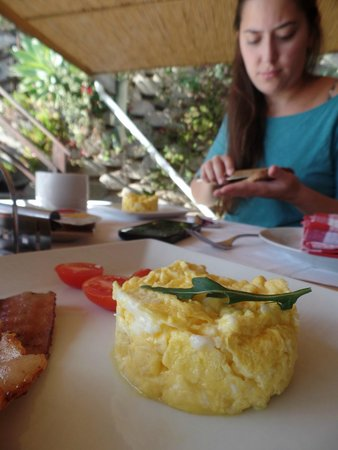 Interlaken Guest House: Breakfast