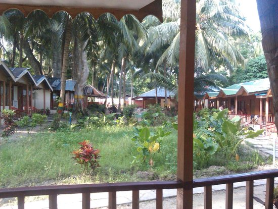 Gold Star Beach Resort: Hotel view