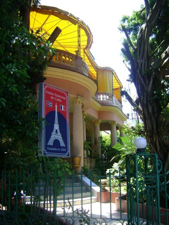 Union Francesa de Cuba