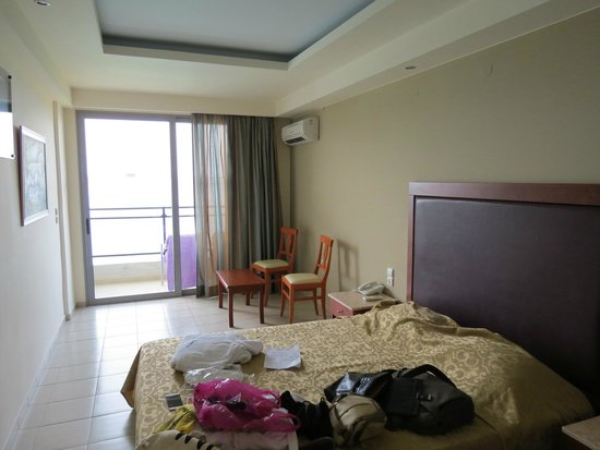 Mistral Mare Hotel: Superior Sea View, 2 этаж