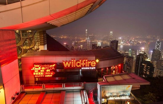 Wildfire (The Peak Tower)