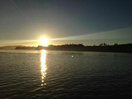 Westlake, OR : sunset