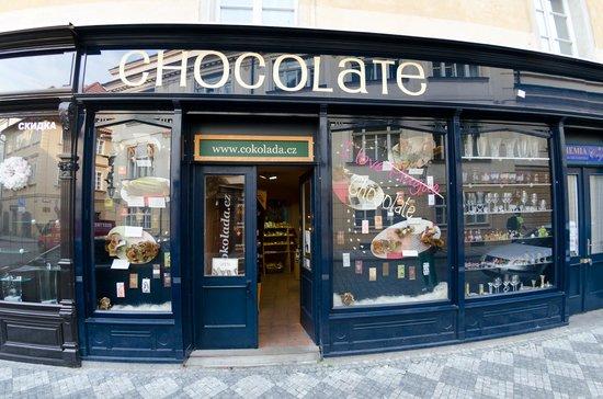 Čokoláda.cz - Chocolate Shop