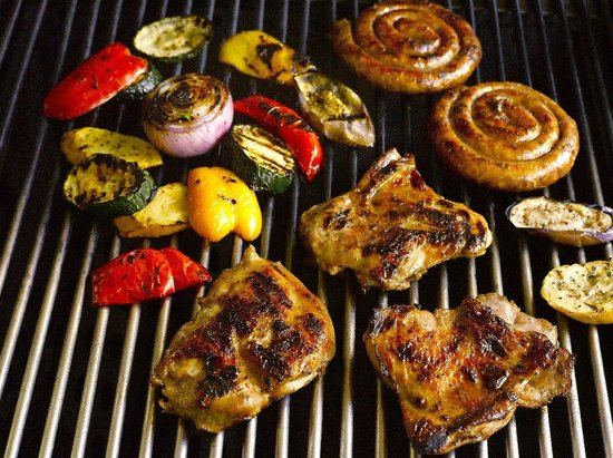 Oasis : Mixed Grill