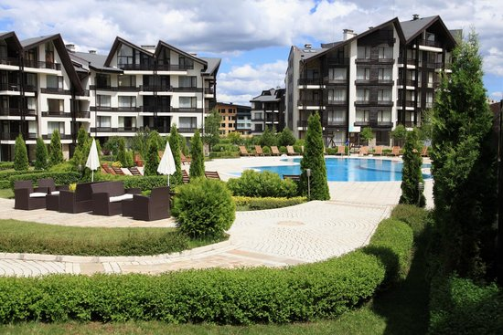 21+ Aspen golf ski and spa resort bansko ideas