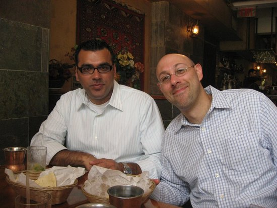 Bukhara Grill: Colleagues